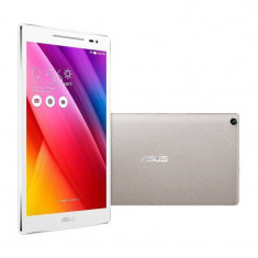 Tableta Asus ZenPad Z380M 8.0 inch MediaTek MT8163 1.3 GHz Quad Core 2GB RAM 16GB flash WiFi GPS Android 5.0 Rose Gold