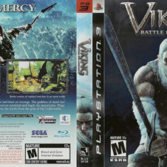 Joc consola Sega Viking Battle for Asgard - PS3