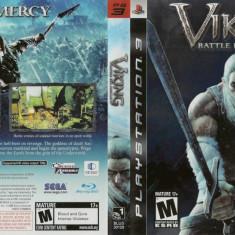 Joc consola Sega Viking Battle for Asgard - PS3 - Jocuri PS3 Sega, Actiune, 16+