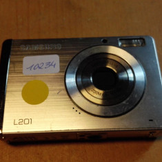Aparat Foto Samsung L201 10, 2 MPX netestat (10234) - Aparat Foto compact Samsung