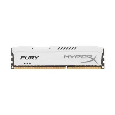 Memorie HyperX Fury White 8GB DDR3 1866 MHz CL10 foto