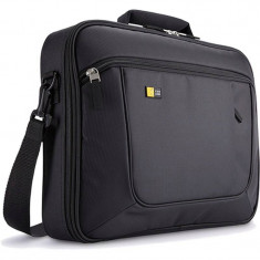 Geanta notebook Case Logic ANC317 neagra 17.3 inch - Geanta laptop Case Logic, Nailon, Negru