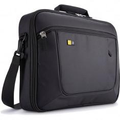 Geanta notebook Case Logic ANC317 neagra 17.3 inch - Geanta laptop Case Logic, Nailon, Negru