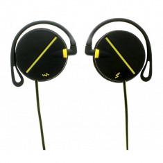 Casti TnB CSSPCLIP Sport Clip, Casti On Ear, Cu fir, Mufa 3, 5mm