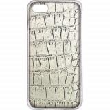 Husa Protectie Spate Celly CROCOCIPH6CH Crocodile Gold pentru Apple iPhone 6 / 6S - Husa Telefon