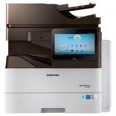Multifunctionala Samsung SMART MultiXpress SL-M4370LX A4 Laser Monocrom USB LAN Alb