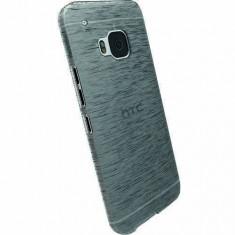 Husa Protectie Spate Krusell 90057 Frost Negru pentru HTC One M9 - Husa Telefon