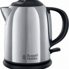 Fierbator Russel Hobbs Chester Compact 1 litru 2200W Negru Inox - Fierbator apa