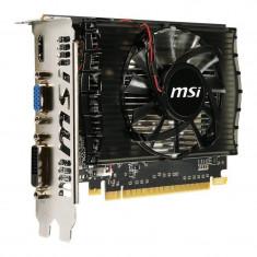 Placa video MSI nVidia GeForce GT 730 2GB DDR3 128bit V2 - Placa video PC