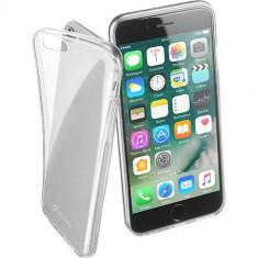 Husa Protectie Spate Cellularline FINECIPH747T Transparent pentru Apple iPhone 7 - Husa Telefon