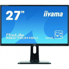 Monitor LED Iiyama ProLite XB2783HSU-B1DP 27 inch 4ms Black
