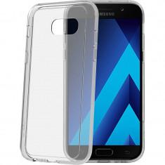 Husa Protectie Spate Celly CRYSTALDUO645 Crystal pentru SAMSUNG Galaxy A5 2017 - Husa Telefon