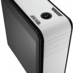 Carcasa Aerocool DS 200 Alb-Negru - Carcasa PC