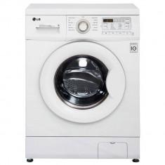 Masina de spalat rufe LG F10B8NDA0 A+++ 1000 rpm 6kg alba