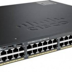 Switch Cisco WS-C2960X-24TS-LL 24 porturi