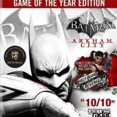 Joc PC Warner Bros Entertainment BATMAN ARKHAM CITY GOTY