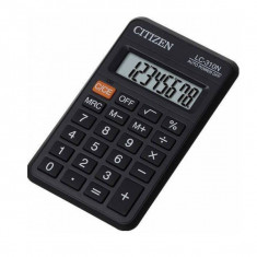 Calculator de birou Citizen LC-310N 8 cifre negru - Calculator Birou