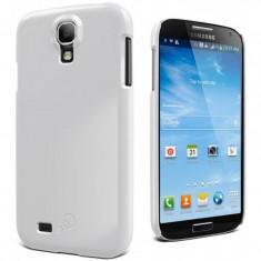 Husa Protectie Spate Cygnett CY1164CXFOR Form Slim alb lucios pentru Samsung Galaxy S4 i9500 / i9505 - Husa Telefon CYGNETT, Gel TPU, Carcasa