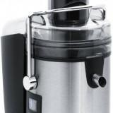 Storcator Caso PJ800 800W 1.1 litri negru/otel inoxidabil