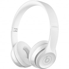 Casti Beats by Dr.Dre Solo3 Wireless Albe Monster Beats by Dr. Dre, Casti On Ear