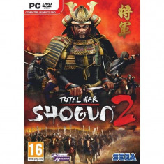 Joc PC Sega Total War: SHOGUN 2 - Jocuri PC Sega, Strategie, 12+, Multiplayer