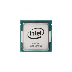 Procesor Intel Core i5-4670S Quad Core 3.1 GHz Socket 1150 Tray - Procesor PC