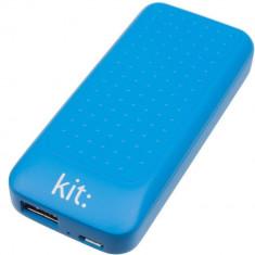 Acumulator extern Kit Essential 4000 mAh blue - Baterie externa
