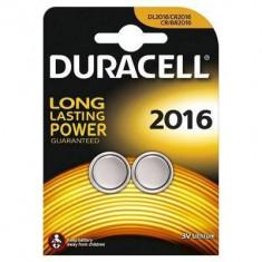 Baterie Duracell specialitati lithiu 2*2016 Argintiu - Baterie Aparat foto