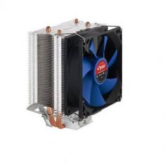 Spire CPU Kepler v2.0 sk 1155 / 1156 775 AM2 AMD AM3 FM1 Black fan design - Cooler PC