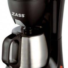 Cafetiera Zass ZCM02S 600W 0.6l Black