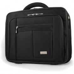 Geanta laptop Natec Boxer 17.3 inch neagra