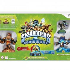 Joc consola Activision Skylanders SWAP Force Starter Pack Wii - Jocuri WII Activision, Actiune, 12+