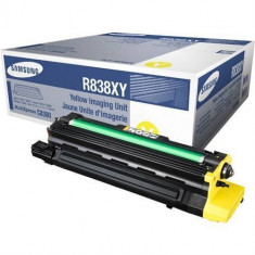Drum unit Samsung CLX-R838XY Yellow - Cilindru imprimanta