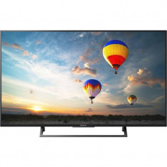 Televizor Sony LED Smart TV KD-43 XE8005B 109cm Ultra HD 4K Black - Televizor LED Sony, 108 cm