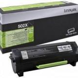Toner Lexmark 50F2X0E Black