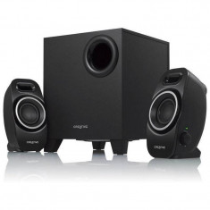 Sistem audio 2.1 Creative Inspire A250 black - Boxe PC