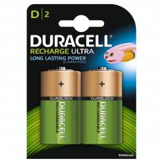Acumulator Duracell D 2200mAh Verde - Baterie Aparat foto