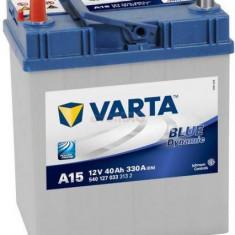 Baterie auto Varta Blue Dynamic 540127033 A15 40Ah 330A, 40 - 60
