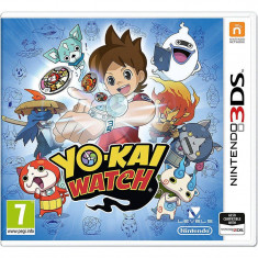 Joc consola Nintendo YO-KAI WATCH 3DS