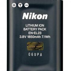 Nikon Acumulator EN-EL23 Negru - Baterie Aparat foto