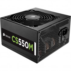 Sursa Corsair CS550M 550W Black