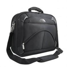 Modecom Geanta Laptop Clayton 16 inch, Nailon, Negru