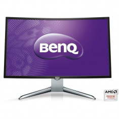 Monitor LED Gaming Curbat BenQ EX3200R 31.5 inch 4ms Gray, Mai mare de 27 inch