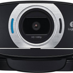Camera web Logitech C615 USB Negru - Webcam