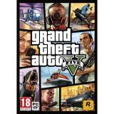 Joc PC Rockstar Grand Theft Auto 5 PC, Role playing, 18+, Single player, Rockstar Games
