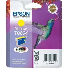 Cartus cerneala Epson T0804 Yellow - Cartus imprimanta