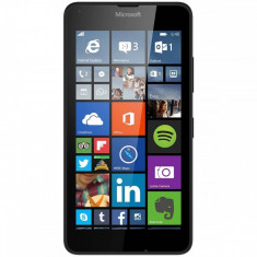Smartphone Microsoft Lumia 640 Dual Sim 8GB 4G Black - Telefon Microsoft
