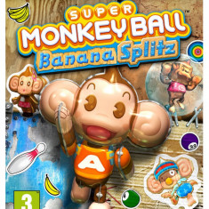Joc consola Sega Super Monkey Ball Banana Splitz PS Vita