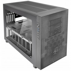 Carcasa Thermaltake Core X2 Black - Carcasa PC Thermaltake, Cube