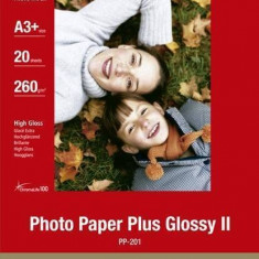 Consumabil Canon Consumabil Photo Paper Plus Glossy II 5x7 20 Sheets